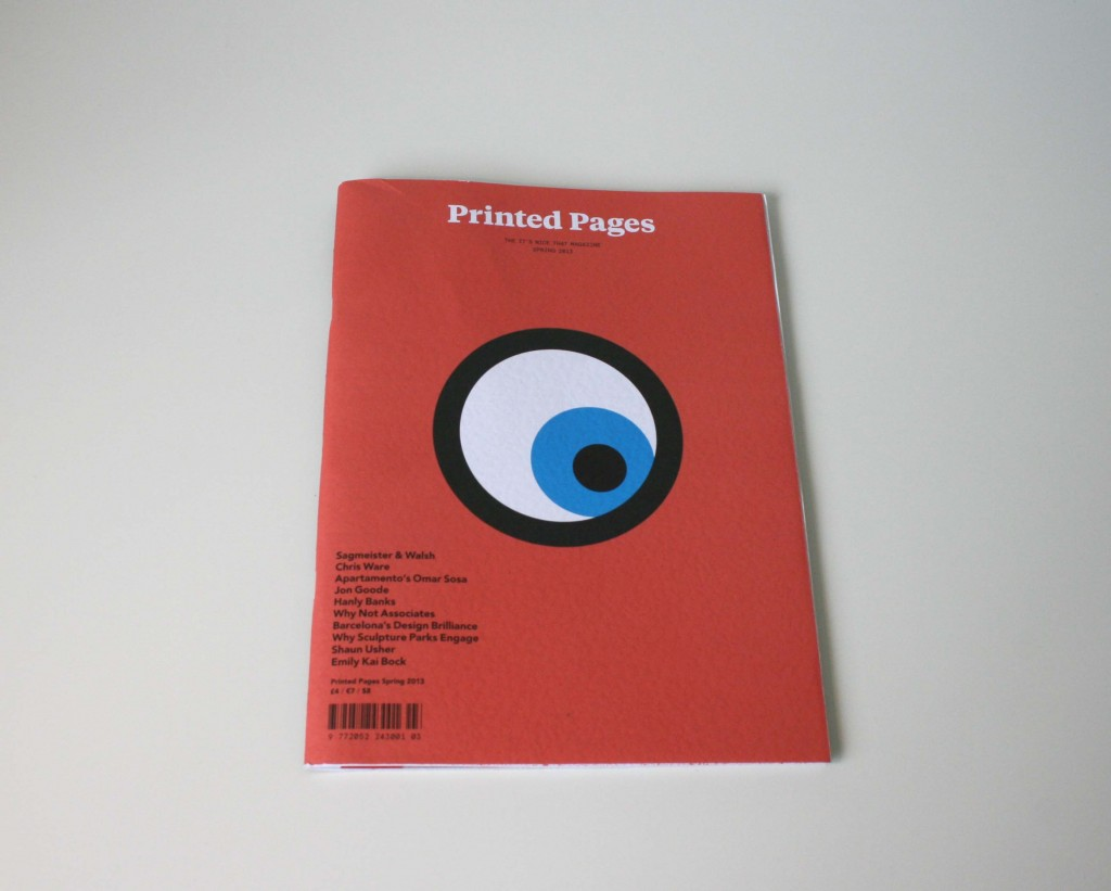 Printed Pages