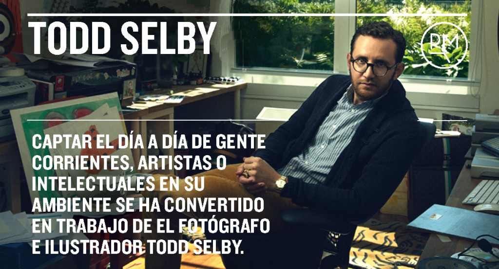 Todd Selby