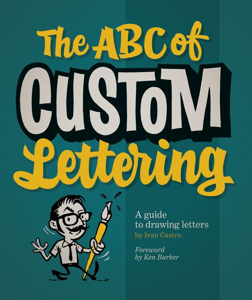 ABC of Custom Lettering Cover.indd